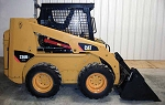 2000 lb Lift Capacity Skid Steer Loader