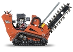 16 hp Walk-behind Trencher