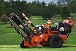 13 hp Walk-behind Trencher