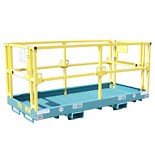 4 X 8 ft Fork Lift Work Platform