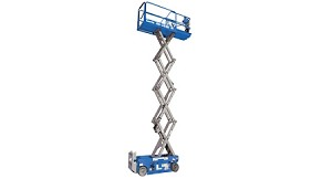 19 ft Self-propelled Narrow Scissor Lift