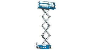 26 ft Self-propelled Narrow Scissor Lift
