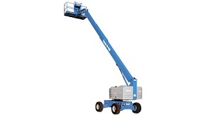 45 ft Straight Boom Lift 4 X 4