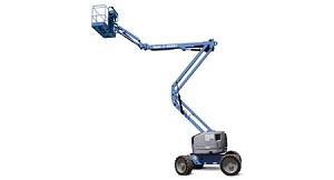 45 ft Articulating Boom Lift 4 X 4