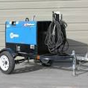 12,000 Watt Towable Generator Welder