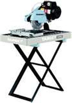 10 in Portable Wet Tile Saw